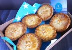 Nicky's Coastal Crumbs posh pies