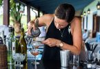 mixing it up on-board, mixology, cocktail