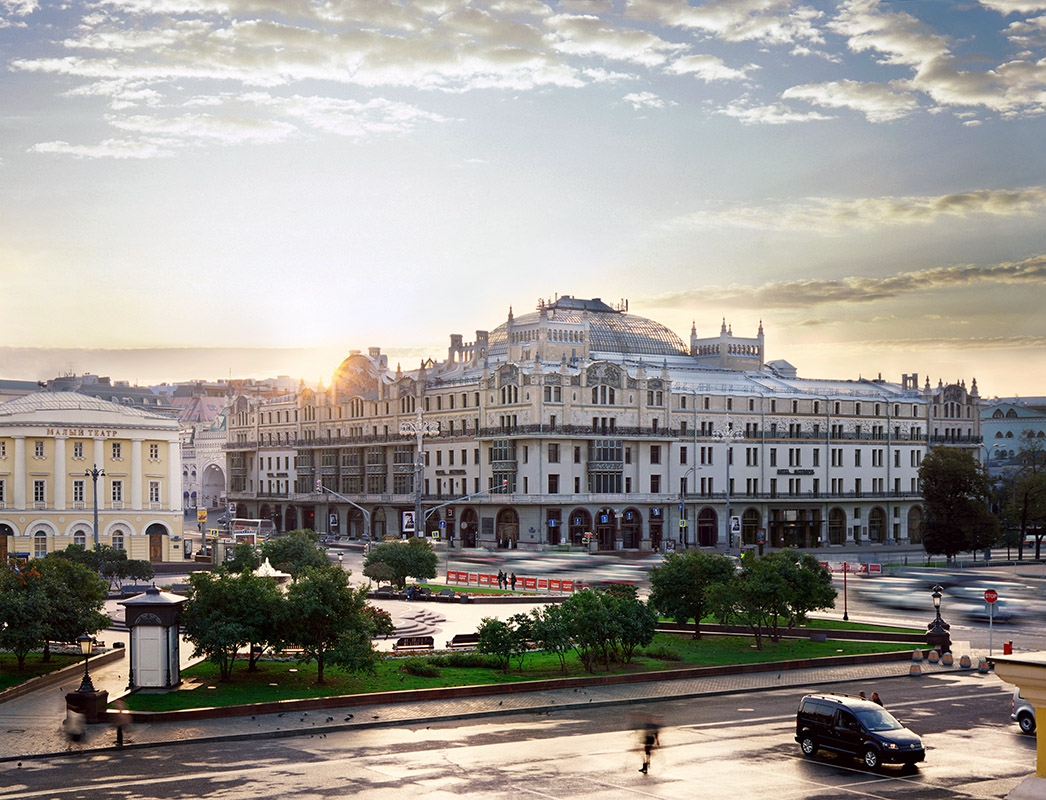 Historic Luxury Accommodation in Moscow