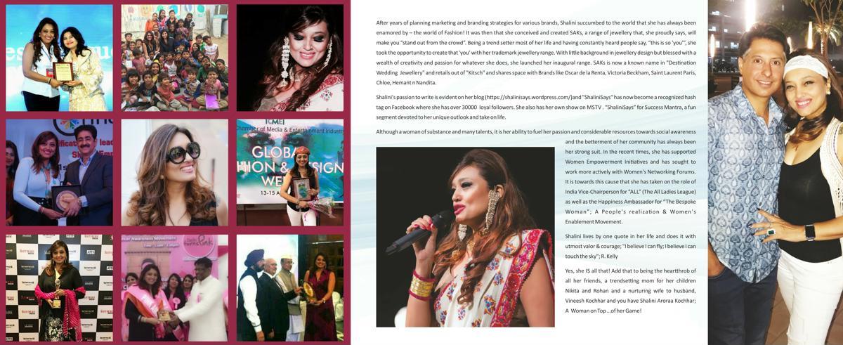 Shalini Aroraa Kochhar luxury blogger