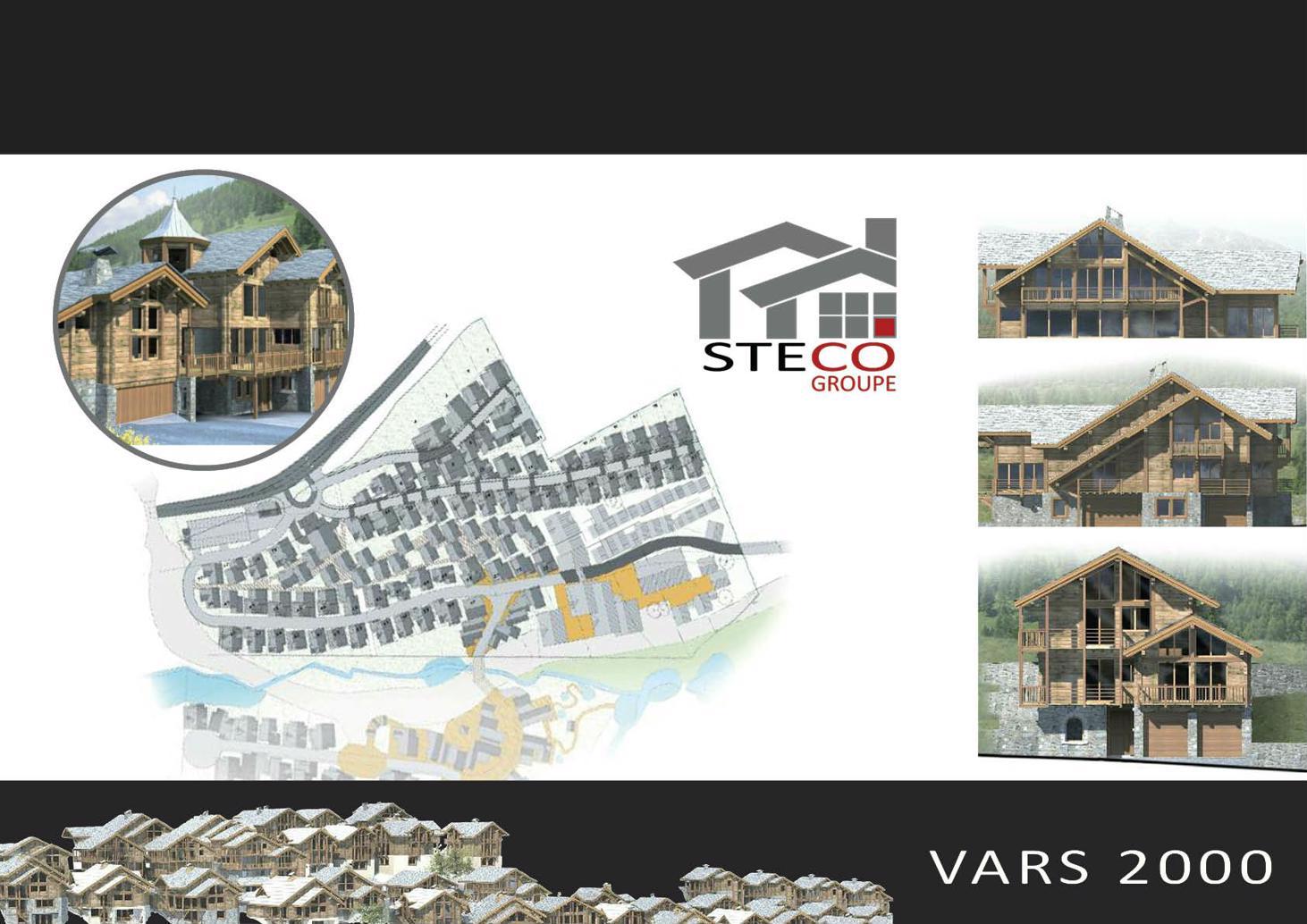 VARS 2000 MAP steco real riviera estate
